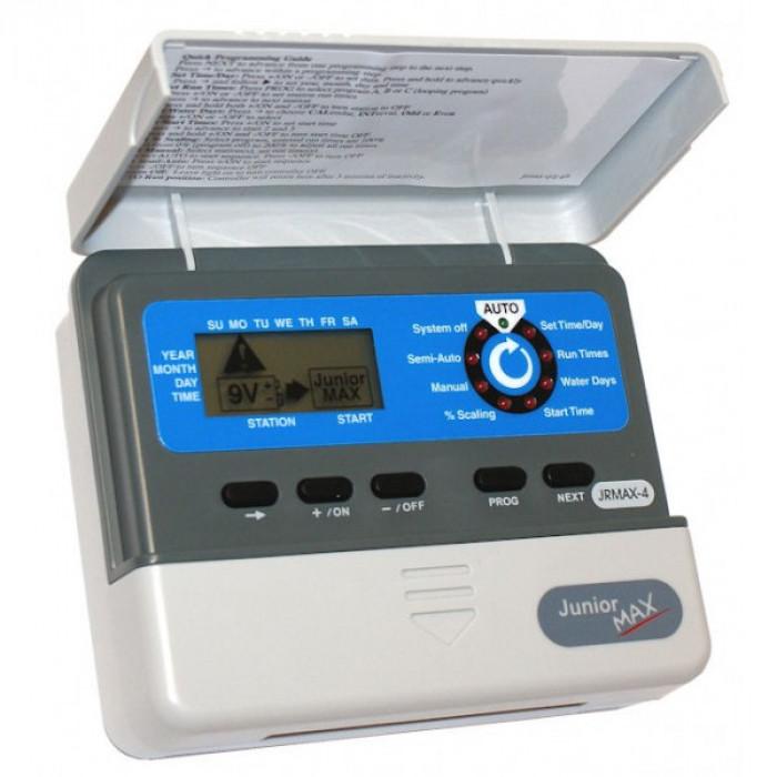 Програматор JUNIOR MAX 3-програми 4-станции вънешен трансформатор