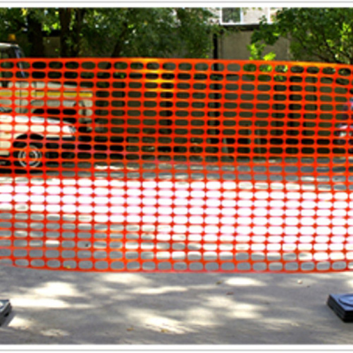 Оградна мрежа - сигнална (BARRIERA SIGNAL) 100 г.кв.м  - 1.2x50 м