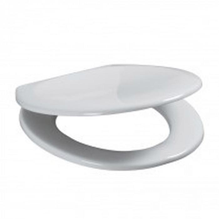 Седалка + капак дуропласт antibak