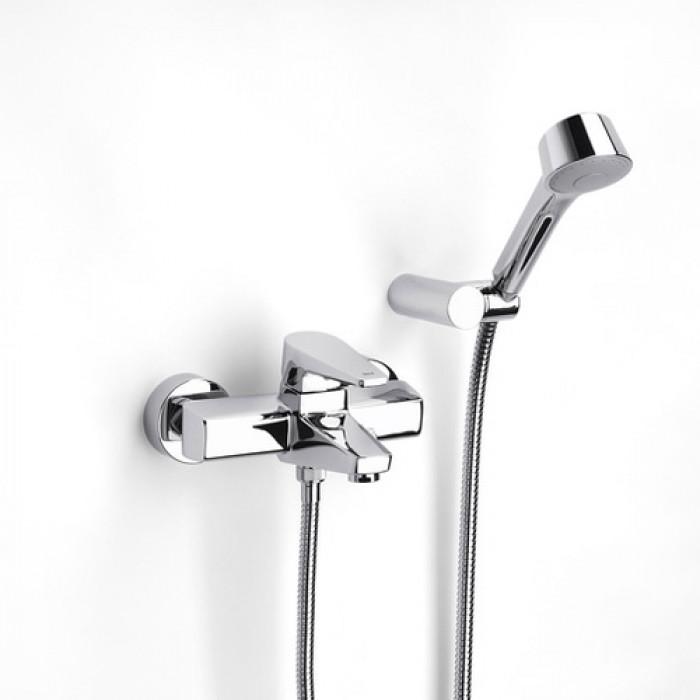 Стенен смесител Esmai за вана и душ