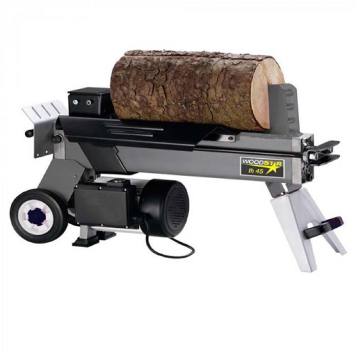 Машина за цепене на дърва 1.5kW scheppach-германия
