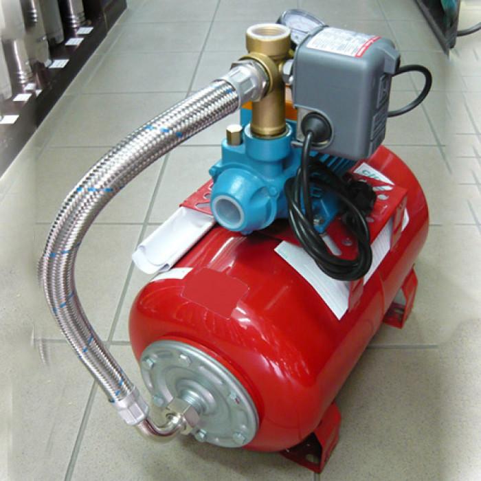 Хидрофорна  уредба с цилиндричен разширителен съд 24cy-ip 500am