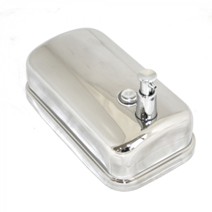 Дозатор за течен сапун ek-63011-хром 0.500мл
