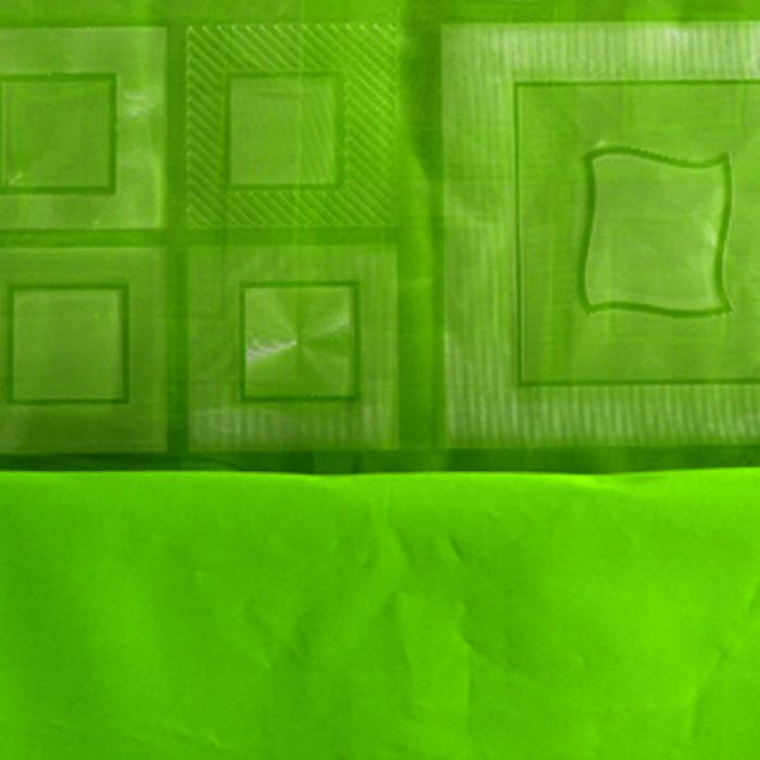 Завеса за баня  PVC - зеленo