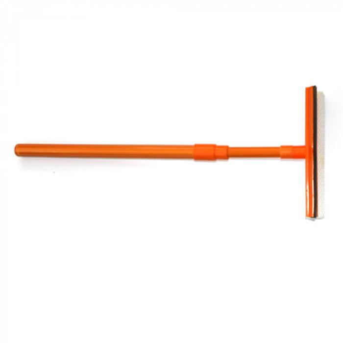 Стъклочистачка с микрофибър hy 069-оранж