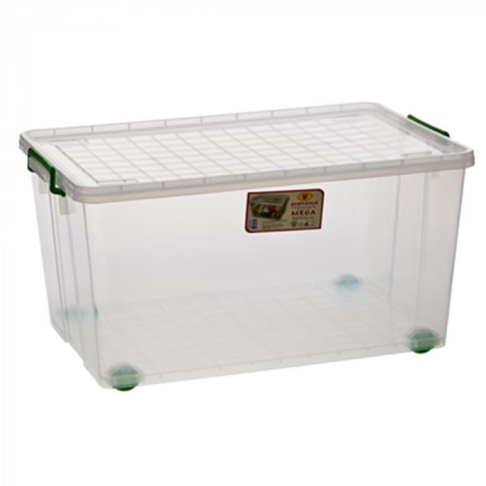 Кутия контейнер с колела SA 2625 / 75л