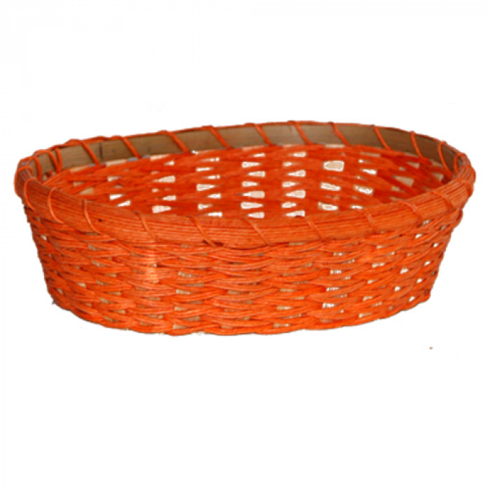 Елипсовиден оранжев панер 167-081083 S 012023