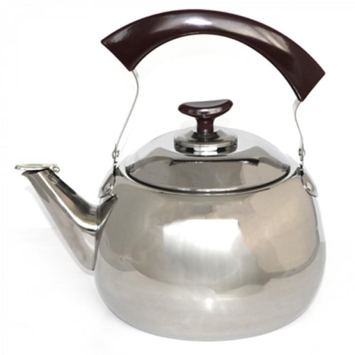 Чайник 2л хром 18см  (5347-0380-2)