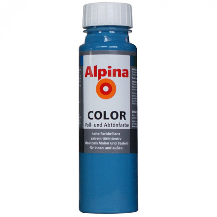 Оцветители за ръчно тониране / Alpina color cool blue