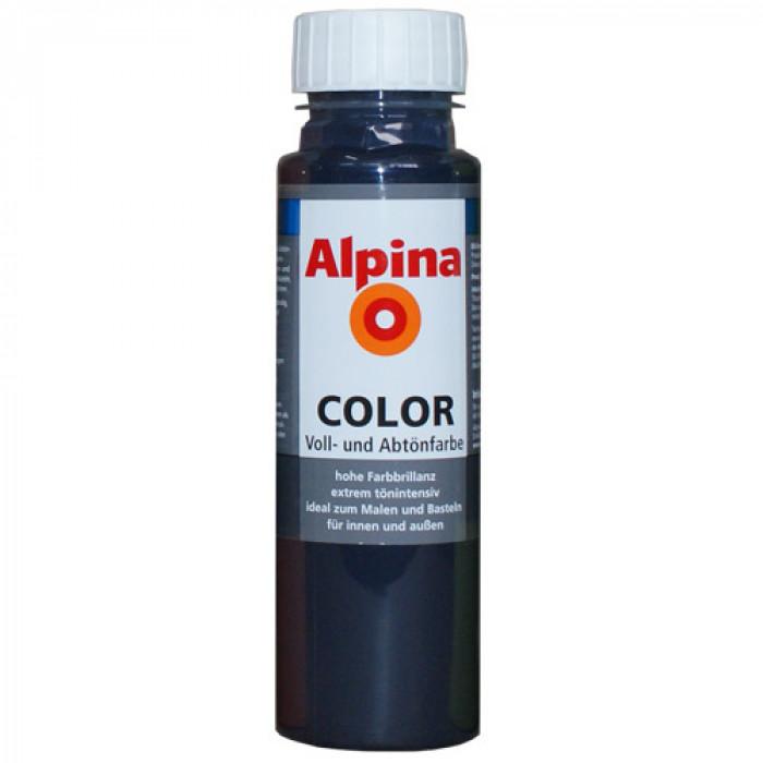 Оцветители за ръчно тониране / Alpina color night black