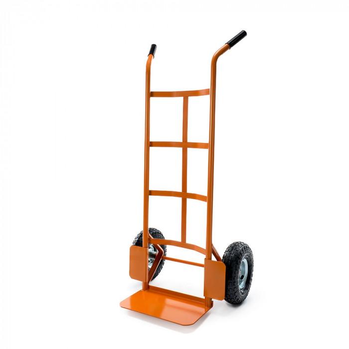 Ръчна транспортна количка с две колела