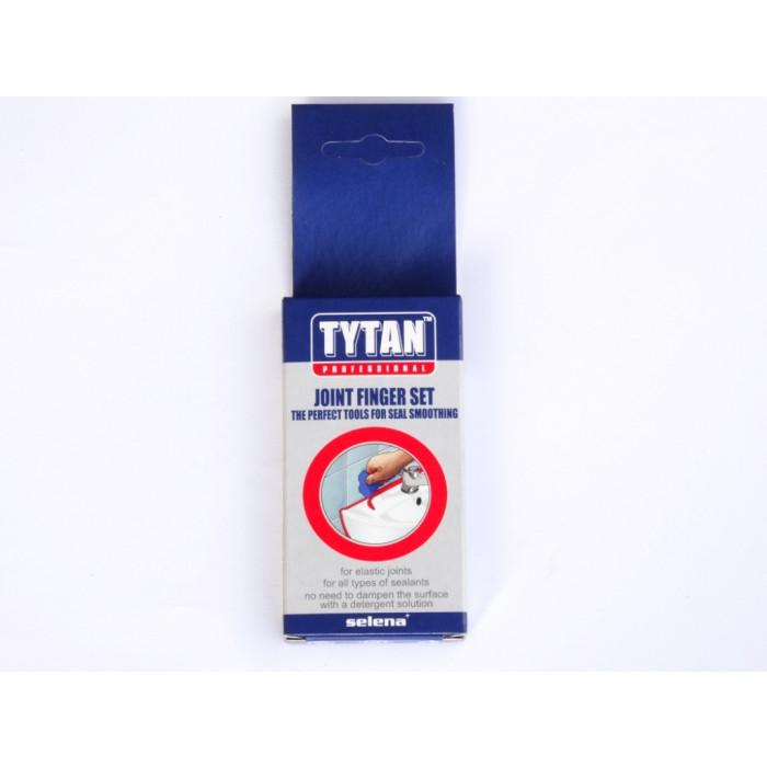 Комплект шпакли за силикон – 4 бр. TYTAN