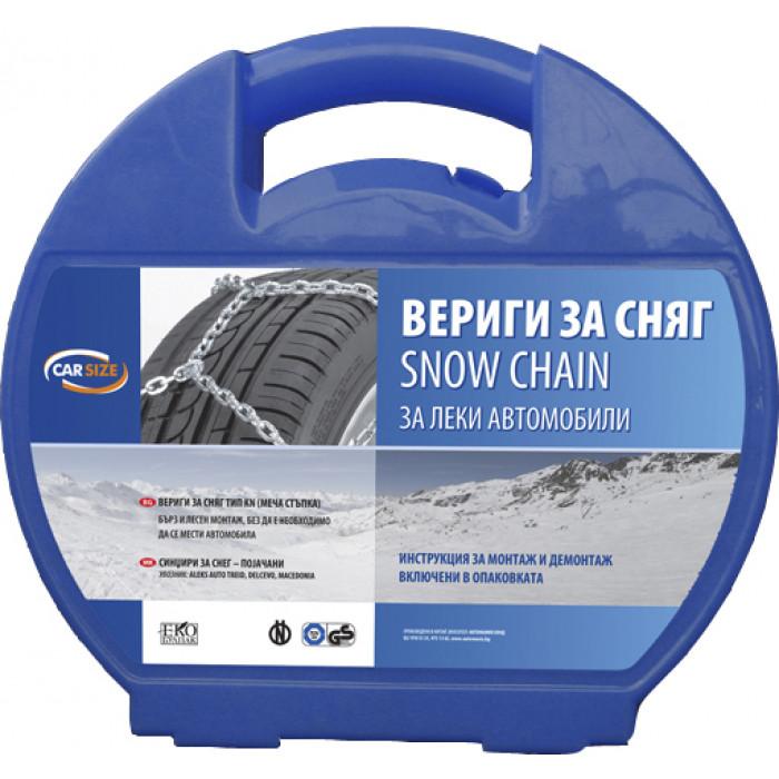 Автомобилни вериги за сняг  12 mm   усилени  tuv/gs /ам40