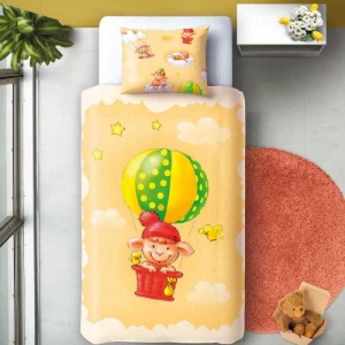 Бебешки спален комплект 3 части БАЛОН - 921623