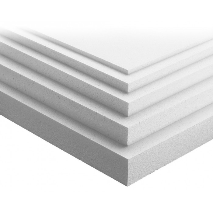 Топлоизолационни плоскости  EPS 10кг 20мм