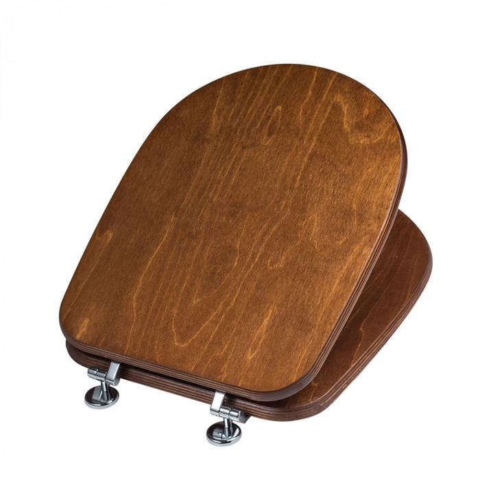 Тоалетна седалка и капак от дърво CWATAANT