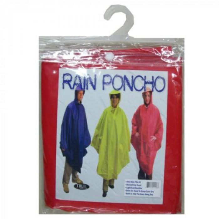 Дъждобран пончо