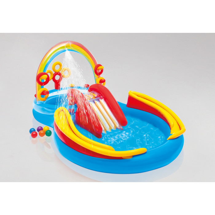 Детски басейн, център за игра RAINBOW