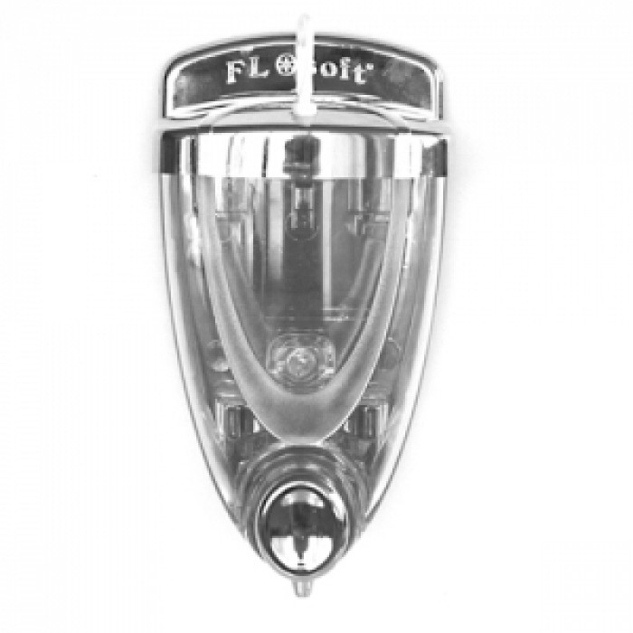 Дозатор хром малък f-017