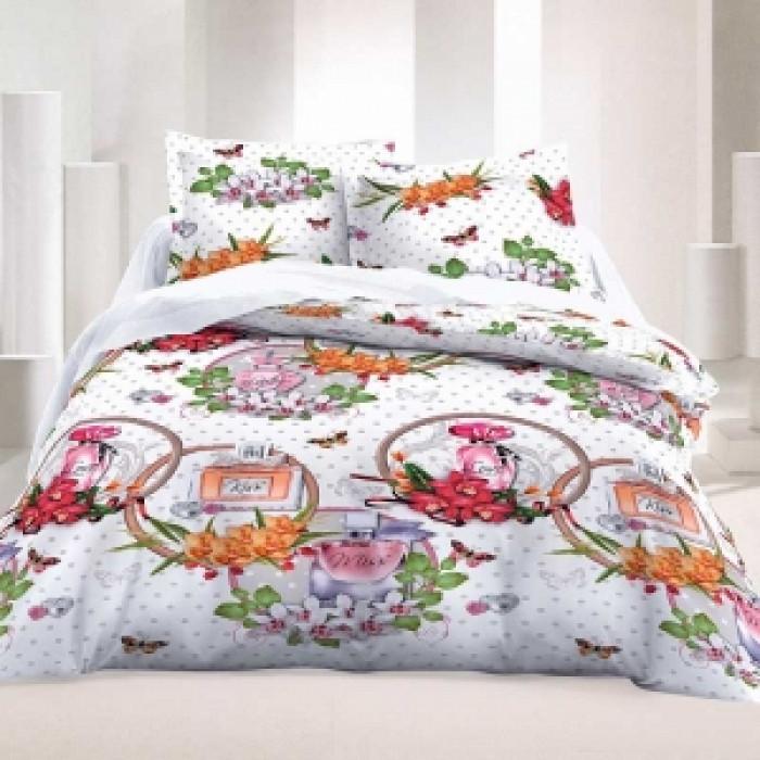 Двоен спален комплект 4 части  ПАРФЮМ 921573