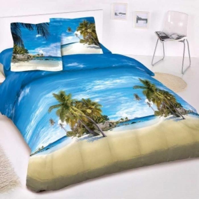 Единичен спален комплект 3 части СЕЙШЕЛИ 919063
