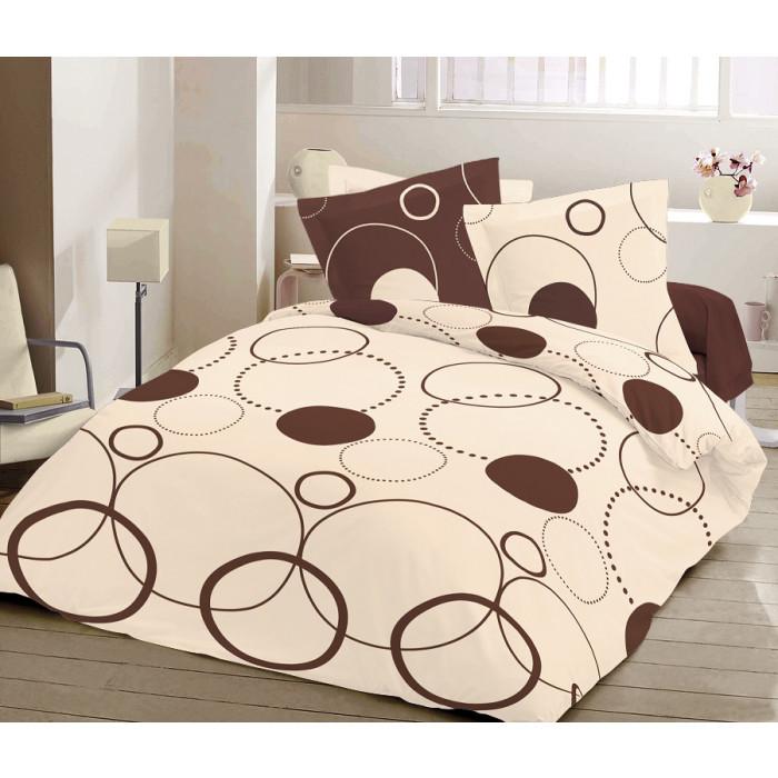 Единичен спален комплект 3 части ТРИСТАН ЕКРЮ - 921413