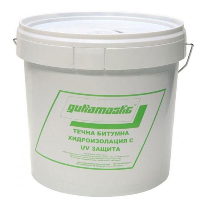 Течна битумна хидроизолация Gutta Guttamastic 20кг
