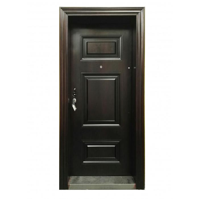 Входна метална врата 90/200 лява
