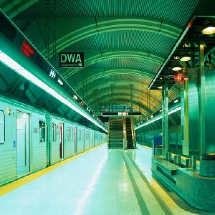 Фототапет subway-a-001, 4 части на хартиена основа-315/232