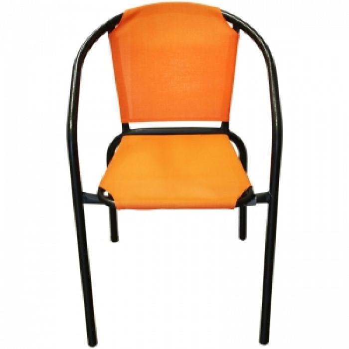 Градински стол TLH-024 оранж