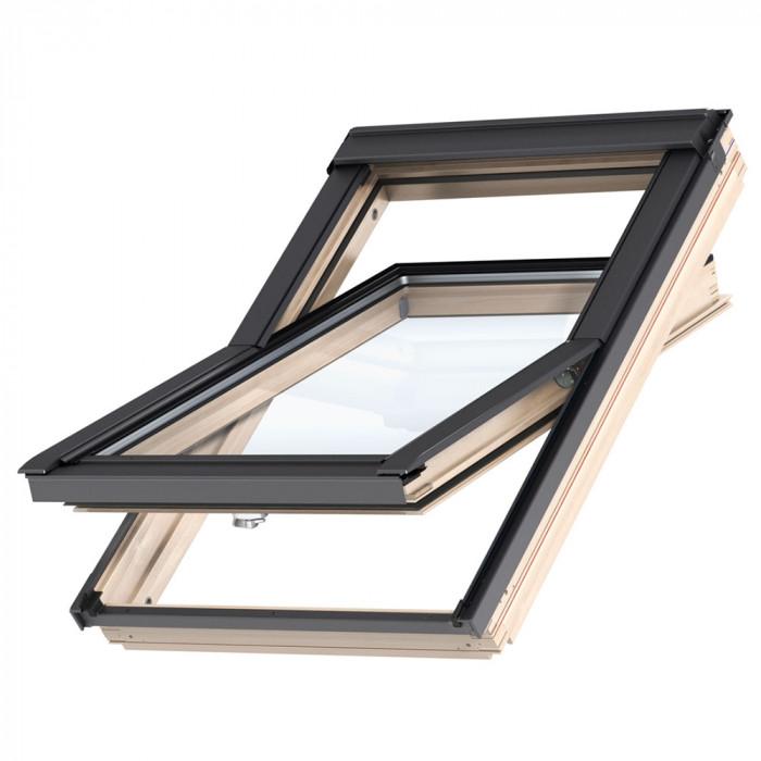 Покривен прозорец Стандарт Velux GZL MK06 1051B / 78 x 118см