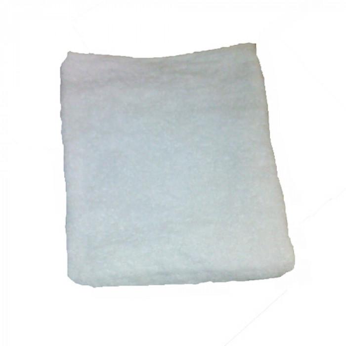 Хавлиена кърпа русалка 30/50 см бял