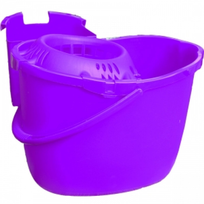 Кофа с контейнер за мръсна вода 310270 лилава 15л