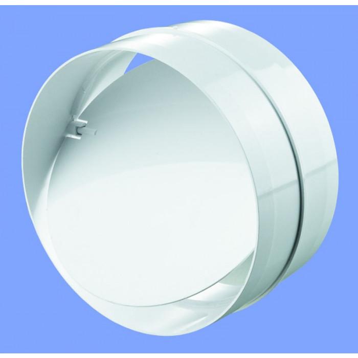 Конектор за стена 1511 с клапа ф100