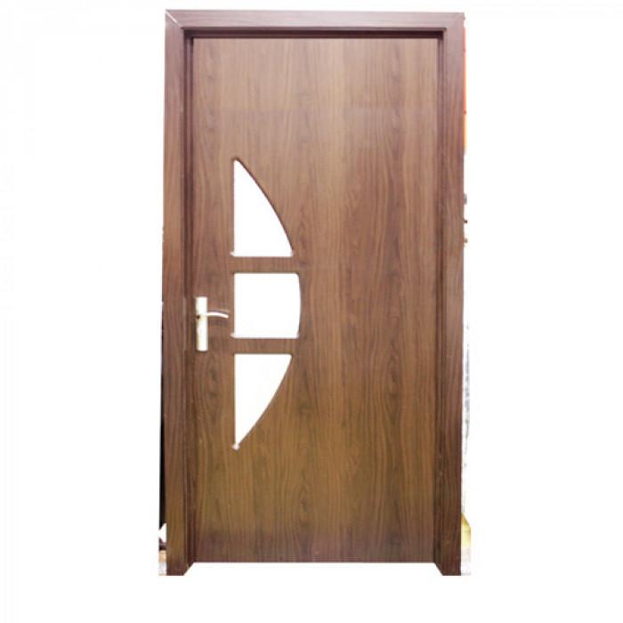 Ламинирана интериорна врата