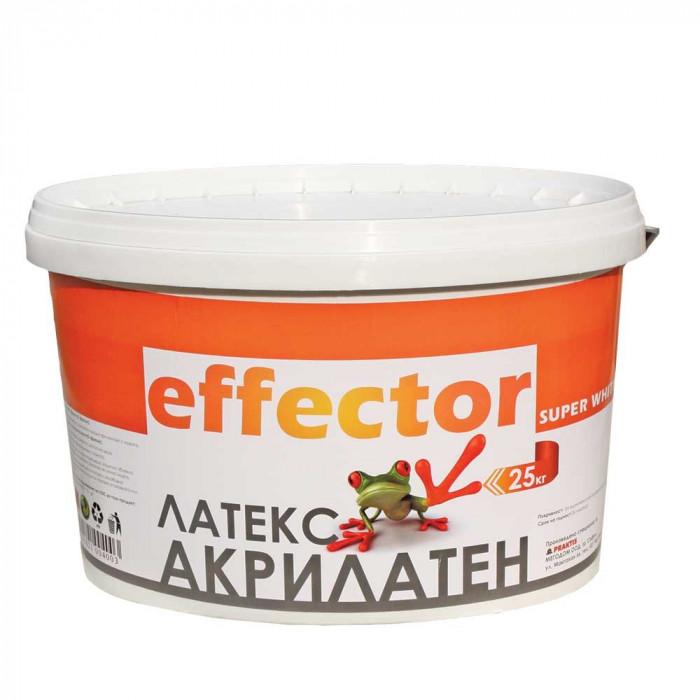 Акрилен латекс Effector 25кг