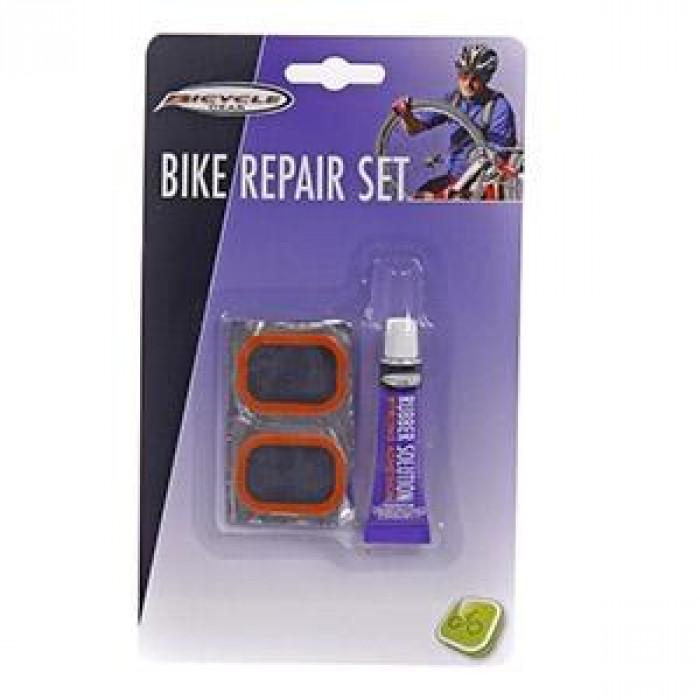 Лепило и лепенки за гуми велосипед