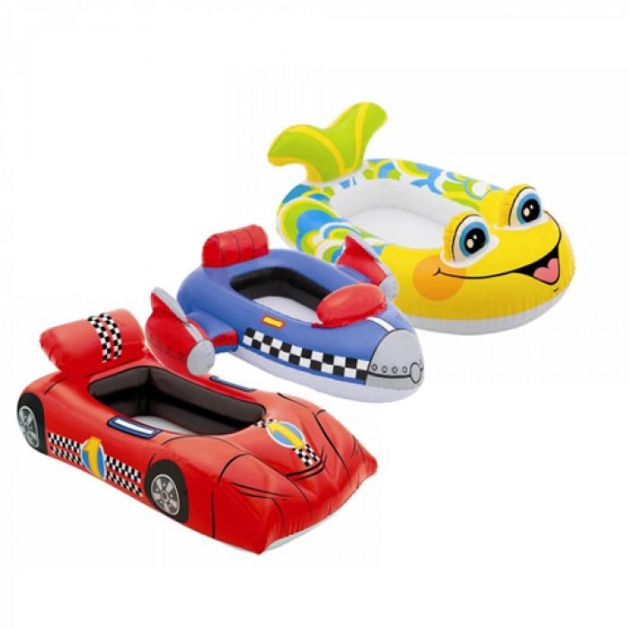 Надуваема детска лодка Intex 59380NP