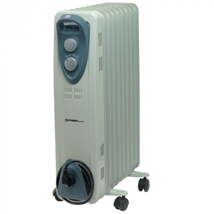 Маслен радиатор First FA-5582-5 / 2200W