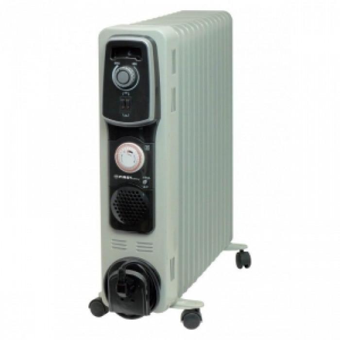 Маслен радиатор First FA 5588-3 / 2730W