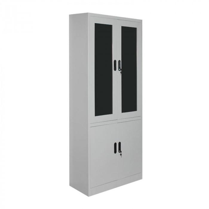 Метален шкаф Carmen CR-1240 / 198х90х40 см