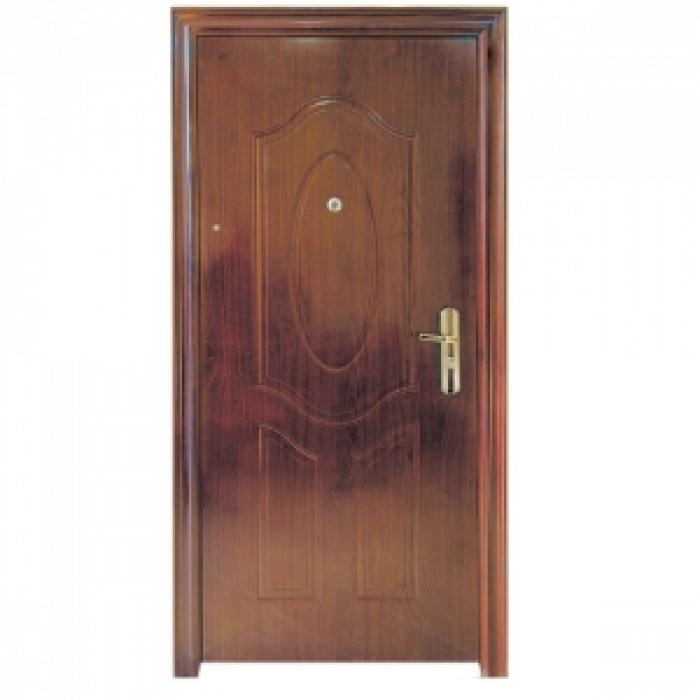 Метална входна врата 200х90х5см