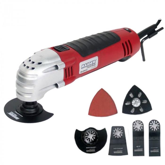 Многофункционален инструмент Raider RD-OMT03 300W