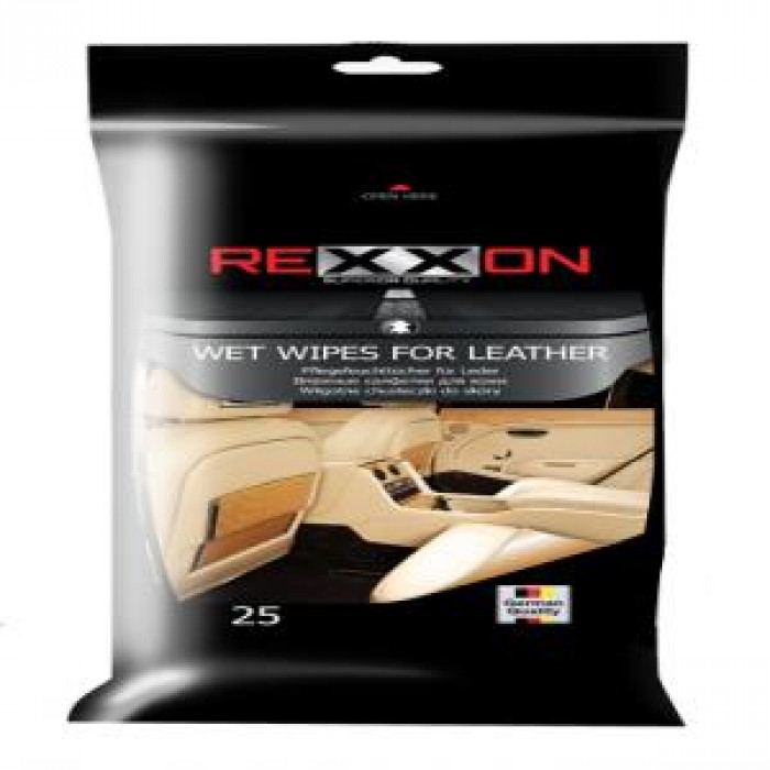 Мокри кърпи за кожа Rexxon
