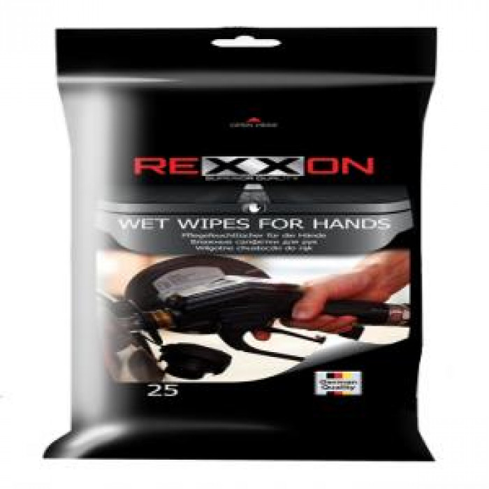 """Мокри кърпи за ръце """"rexxon"""""""