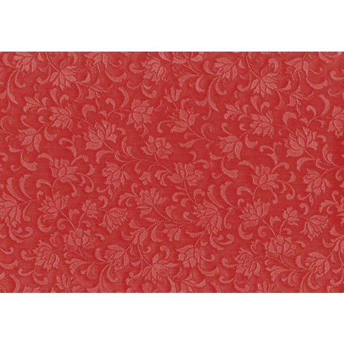 Мушама класик 514/5 червена цветя