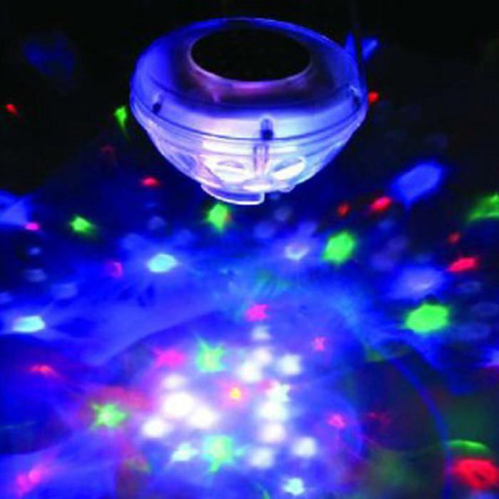 Цветно осветление за басейн