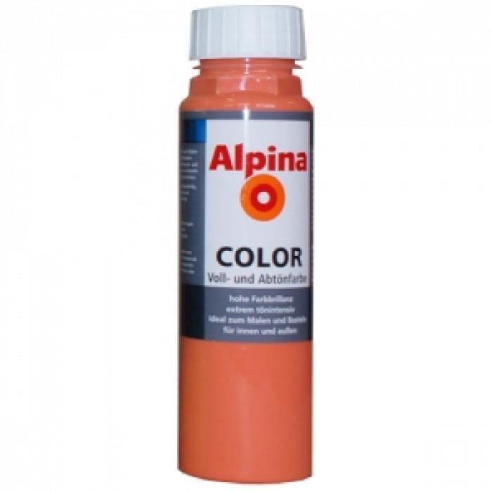 Оцветители за ръчно тониране / Alpina color hAppy orange