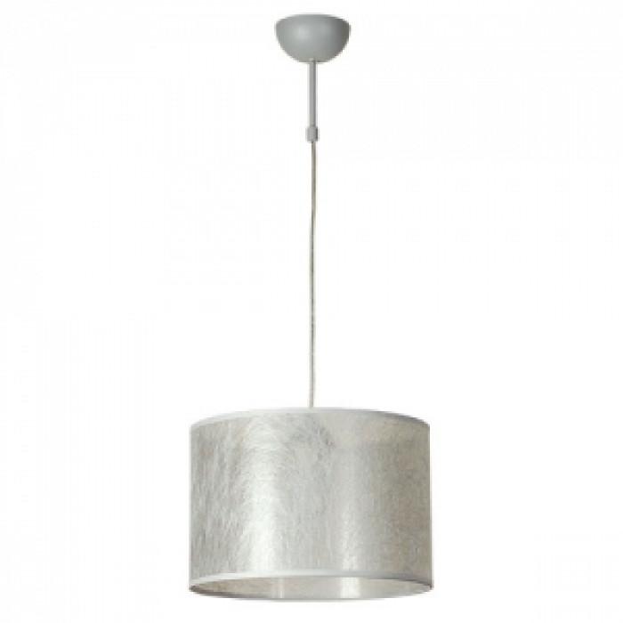 Пендел Сета сребърен Е27 1х60W ф300х800мм