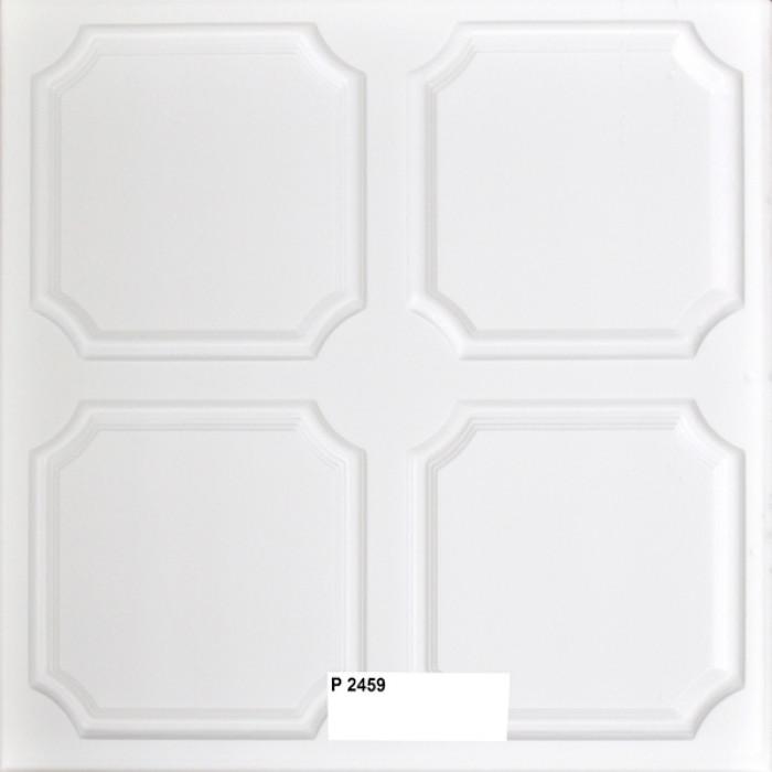 Декоративни плочи за таван бели 2453